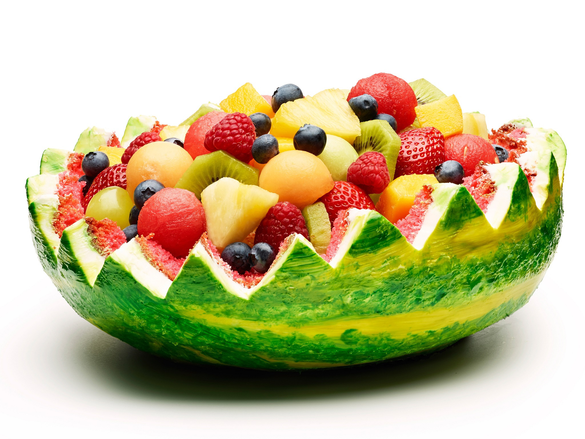 Fruit Desserts Healthy  Healthy Desserts For Outdoor Entertaining