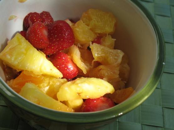 Fruit Salad For Easter Dinner  Easter Fruit Salad Recipe Genius Kitchen