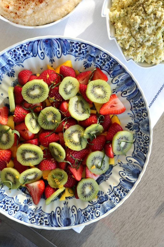 Fruit Salads For Easter Dinner  Spring Fruit Salad Easter Brunch Menu