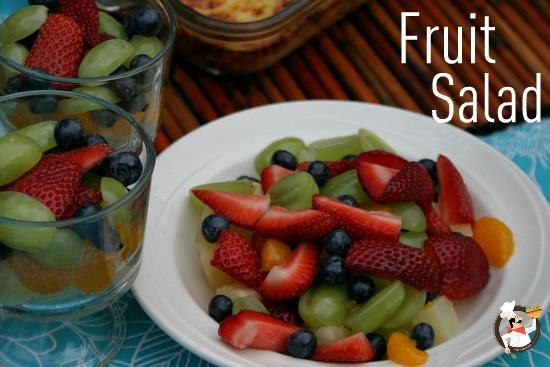 Fruit Salads For Easter Dinner  Easter Brunch Recipes