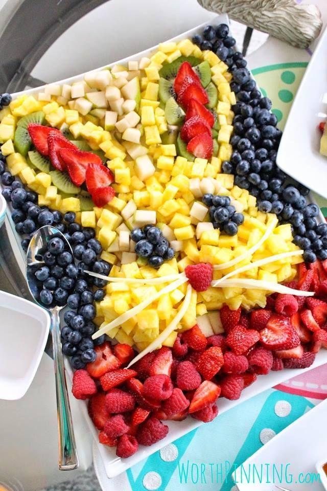 Fruit Salads For Easter Dinner  easter bunny fruit salad Easter Spring