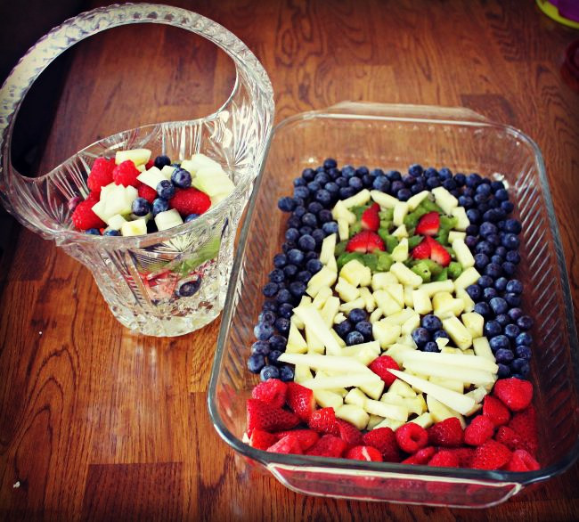 Fruit Salads For Easter Dinner  Easter Bunny Fruit Salad The Little Things Journal