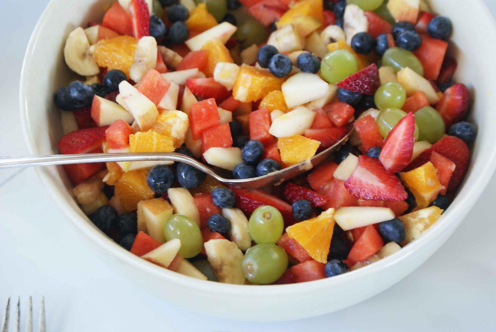 Fruit Salads For Easter Dinner  An Easter in Dinner With Julie
