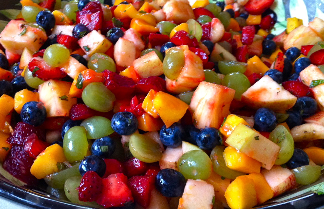 Fruit Salads For Easter Dinner  Evolve Vegan Easter Brunch