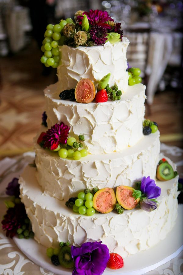 Fruity Wedding Cakes  67 best images about CAKES Fruits Multi tier on Pinterest