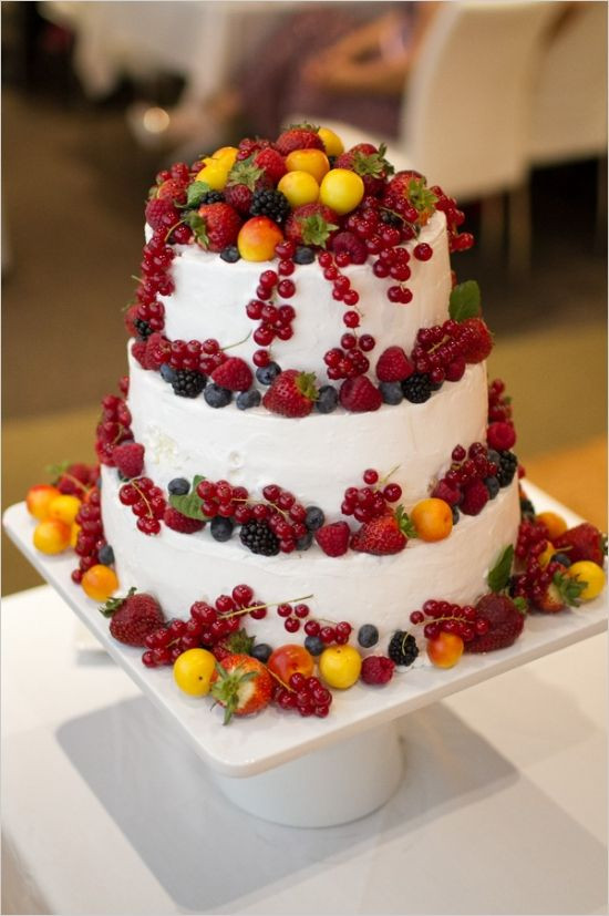 Fruity Wedding Cakes 20 Of the Best Ideas for Fruit Wedding Cake Pinterest