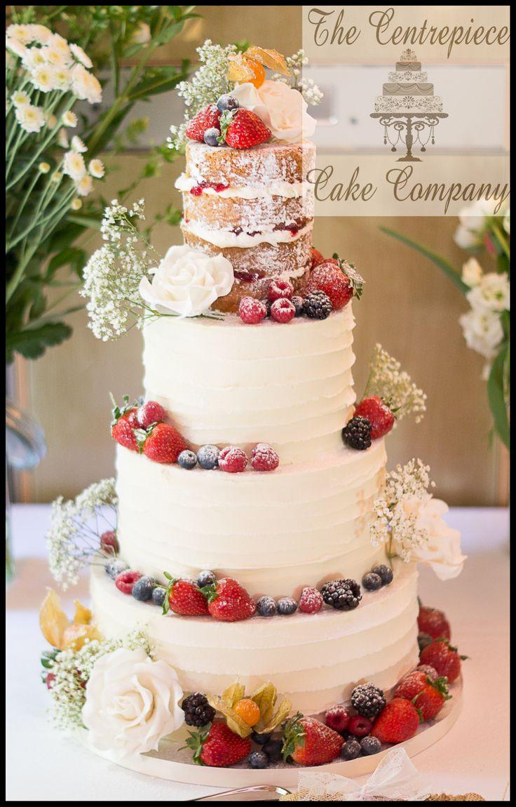 Fruity Wedding Cakes  Top 133 ideas about Fresh fruit wedding cakes on Pinterest