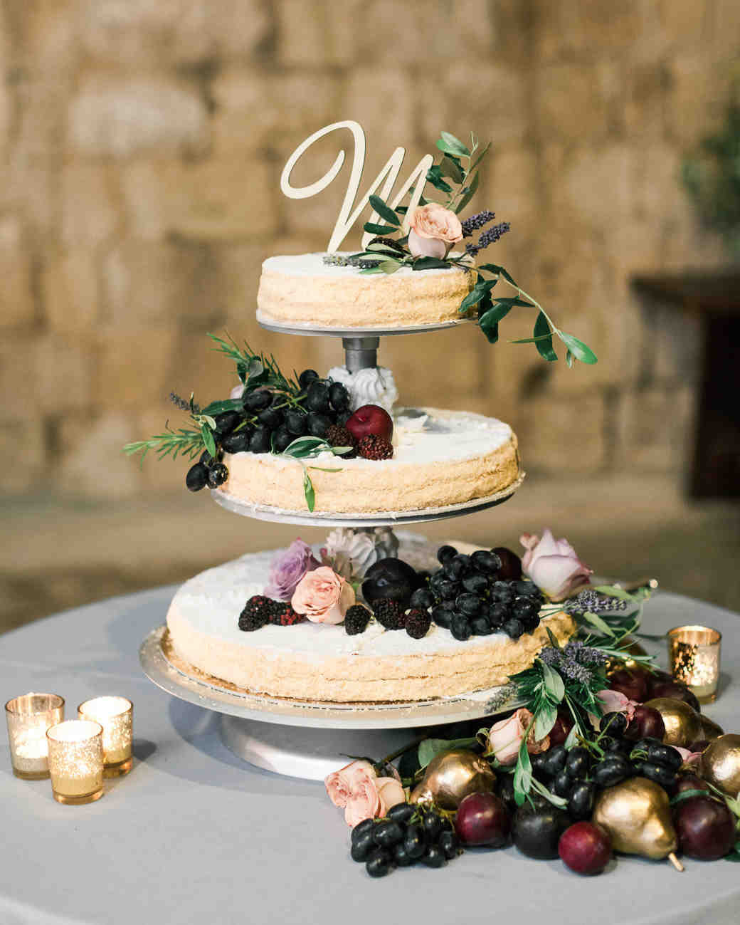 Fruity Wedding Cakes  42 Fruit Wedding Cakes That Are Full of Color and Flavor