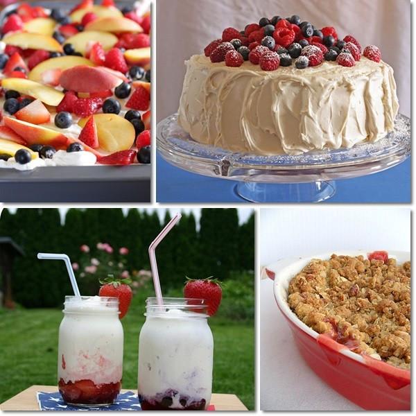 Fun 4Th Of July Desserts  10 Festive & Fun 4th of July Desserts