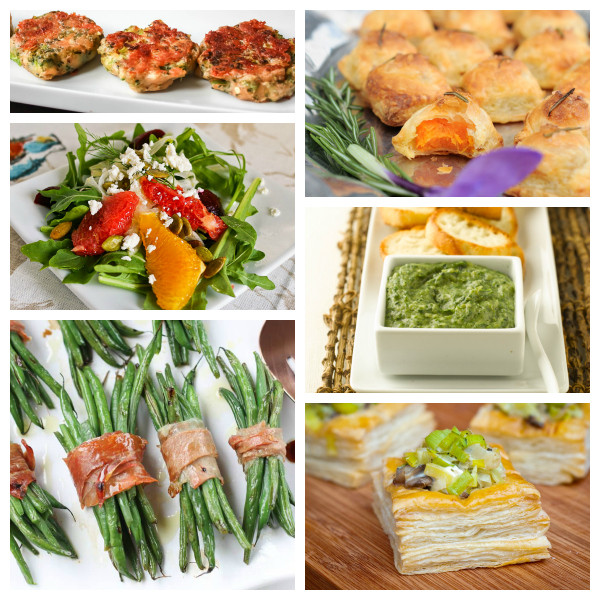 Fun Easter Appetizers  Easter Springtime Appetizers