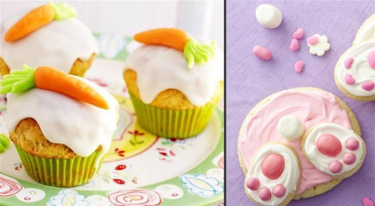 Fun Easter Desserts  Cute Easter Desserts 7 Cute Easter Desserts You ll Have