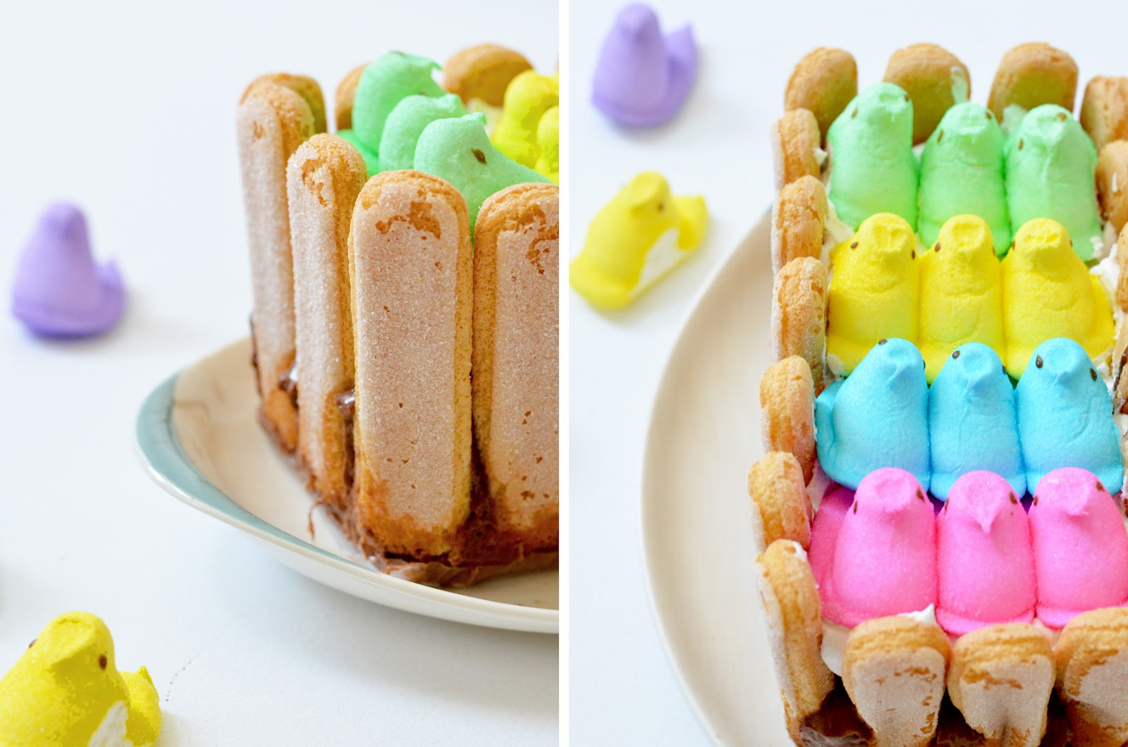 Fun Easy Easter Desserts  Parsimonia Secondhand With Style The Thrifted Kitchen