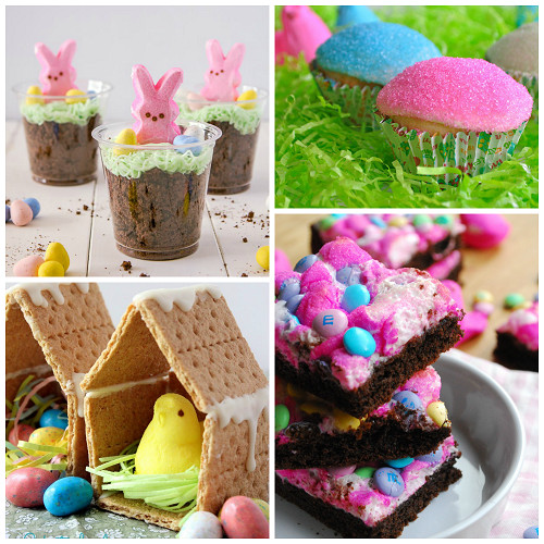 Fun Easy Easter Desserts  20 Cutest DIY Easter Treats and Desserts
