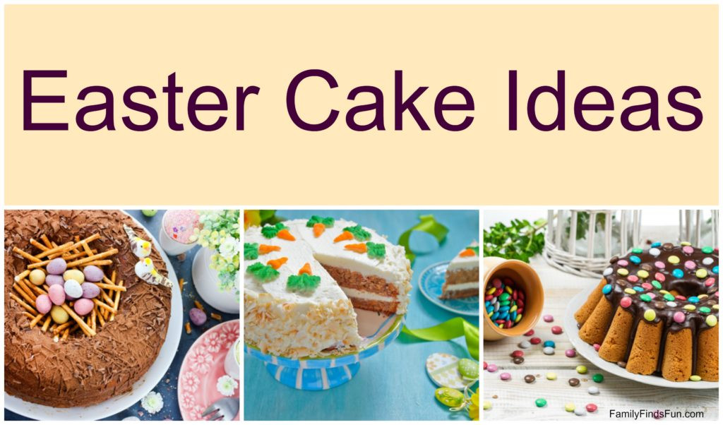 Fun Easy Easter Desserts  Easy Easter Desserts