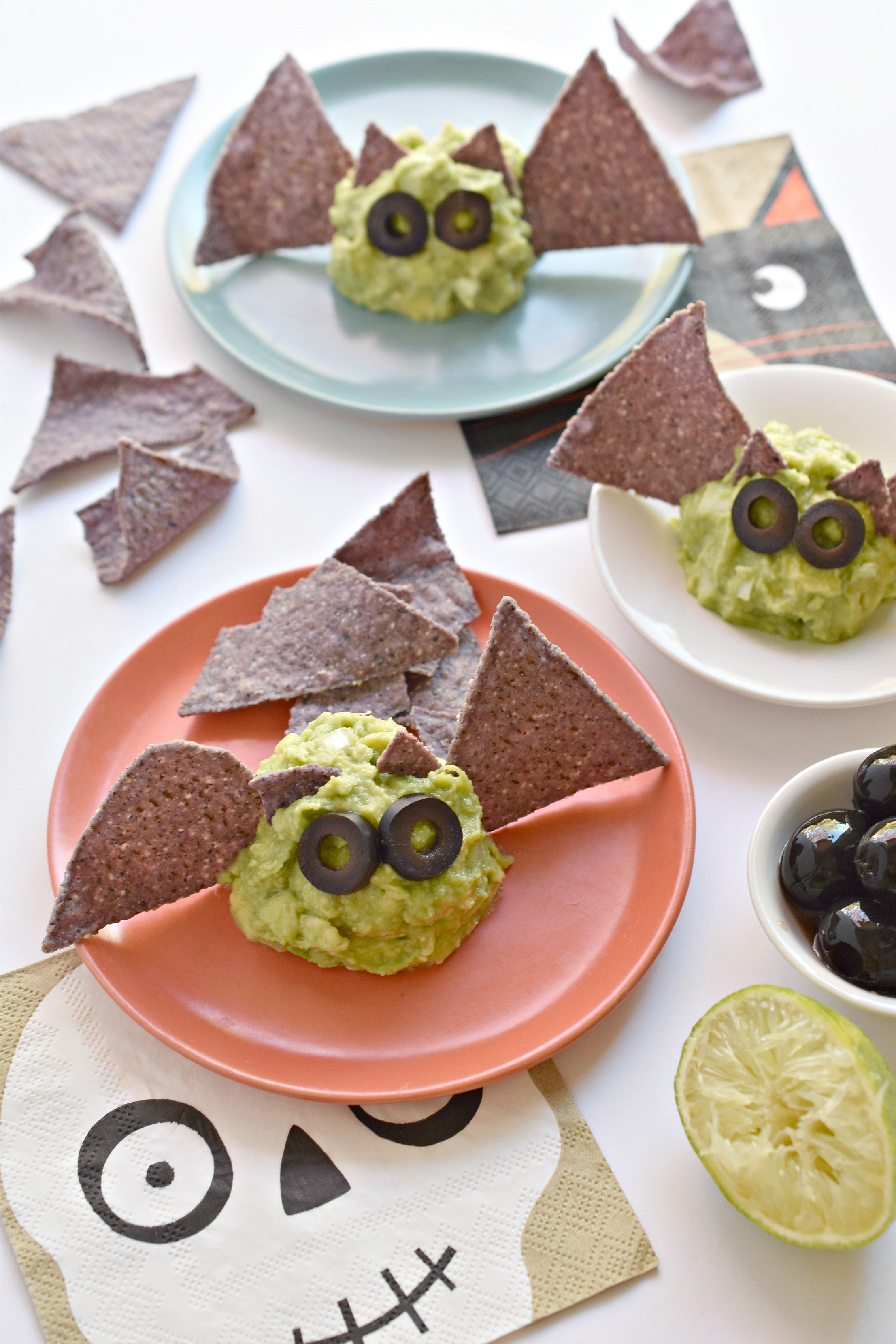 Fun Healthy Appetizers  8 Fun Halloween Appetizers Fork and Beans
