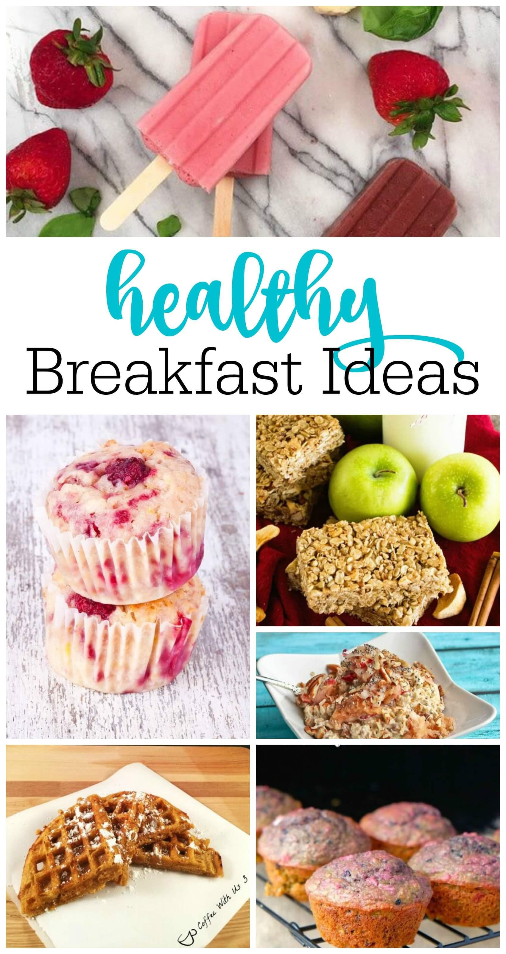 Fun Healthy Breakfast Ideas  Healthy Breakfast Ideas for Busy Mornings