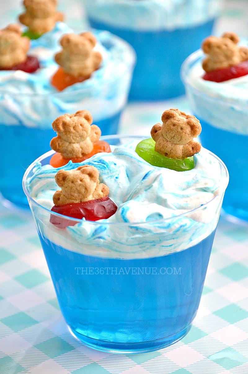 Fun Summer Desserts  Summer Dessert Pool Party Ideas The 36th AVENUE