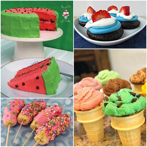 Fun Summer Desserts  Refreshing Summer Recipes