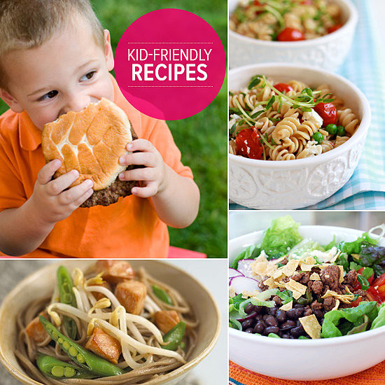 Fun Summer Dinners  Kid Friendly Summer Recipes