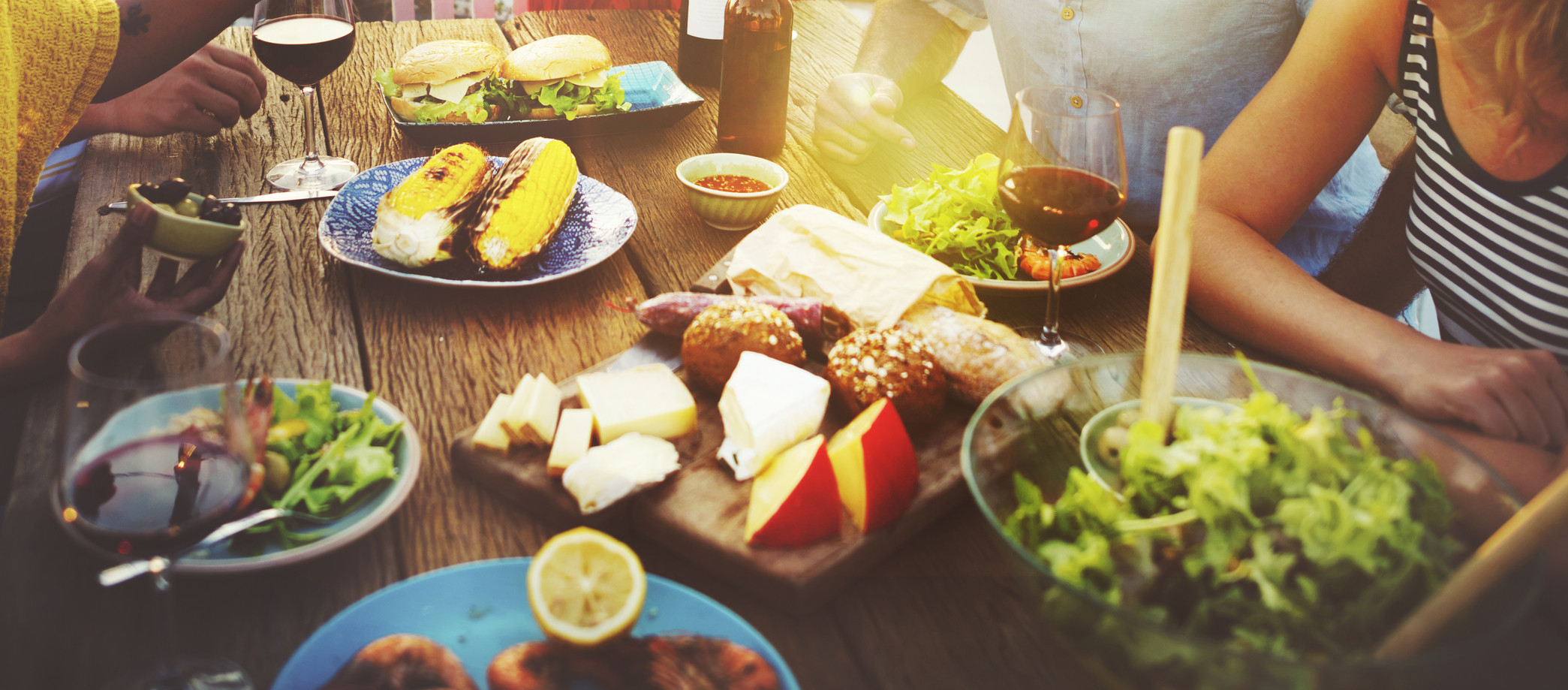 Fun Summer Dinners  Farm To Table Data For YUMMY Marketing