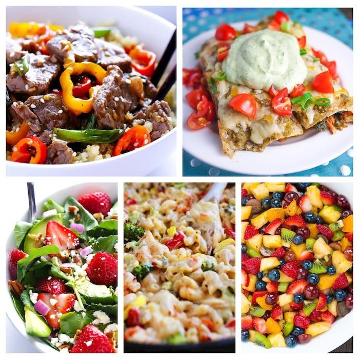 Fun Summer Dinners  Summer Meal Ideas Part 3