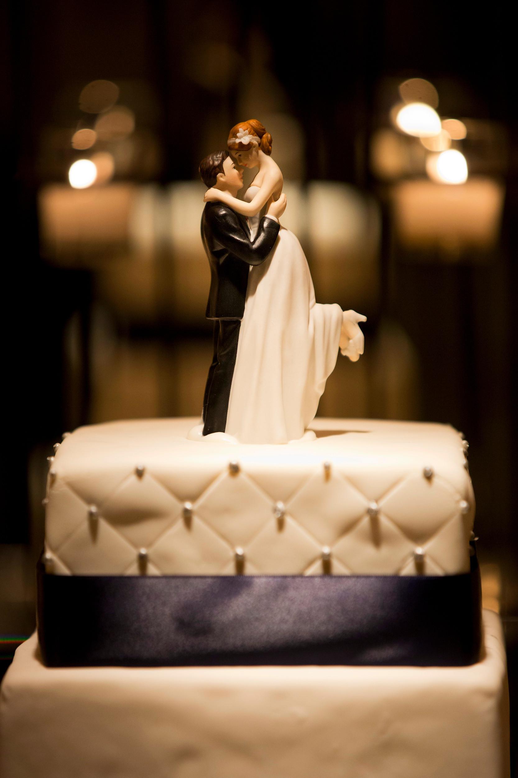 Funny Cake Toppers For Wedding Cakes  Garrett Hubbard Studios