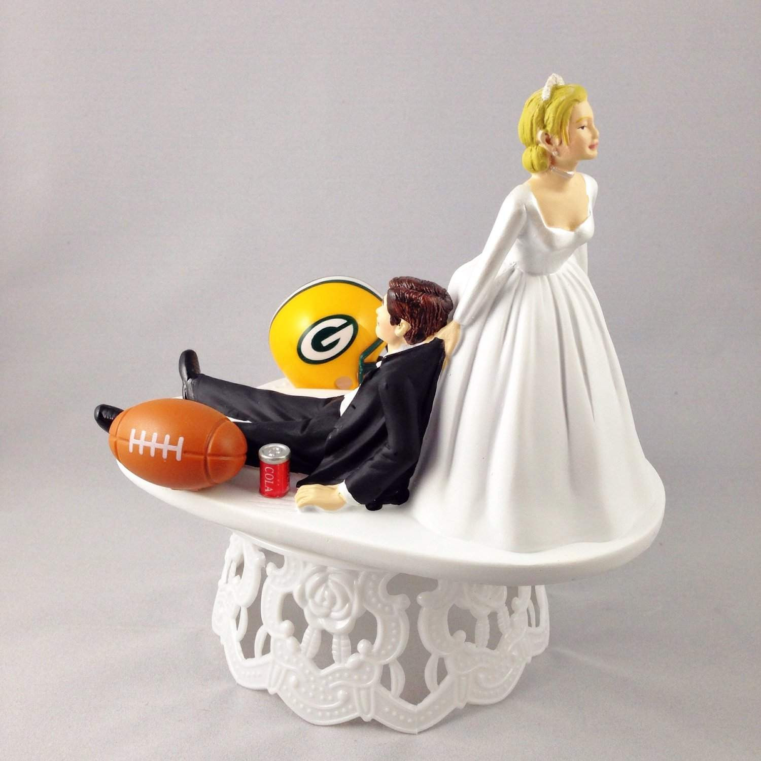 Funny Cake Toppers For Wedding Cakes  Top 10 Best Funny Wedding Cake Toppers