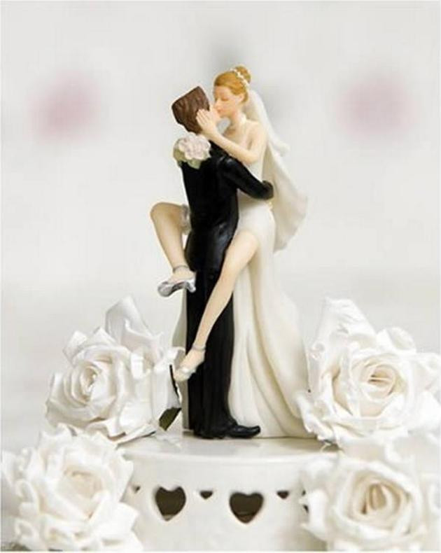 Funny Cake Toppers For Wedding Cakes  Wedding Cake Toppers