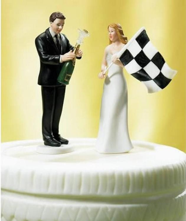 Funny Cake Toppers For Wedding Cakes  Hilarious Wedding Cake Toppers