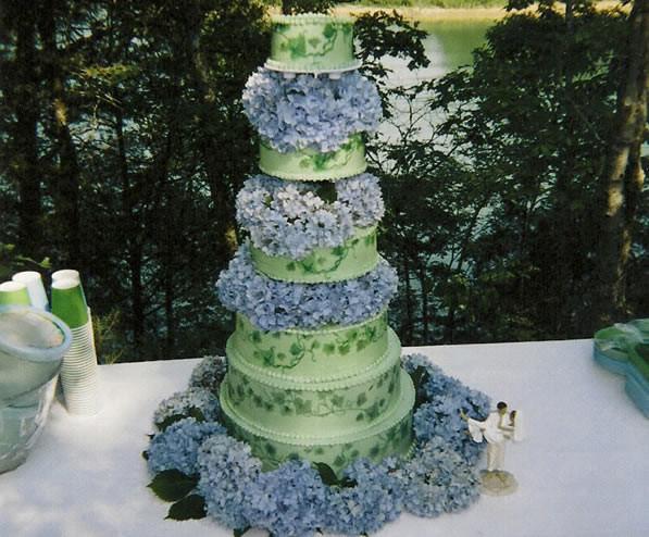 Gatlinburg Wedding Cakes  Wedding cakes gatlinburg tn idea in 2017