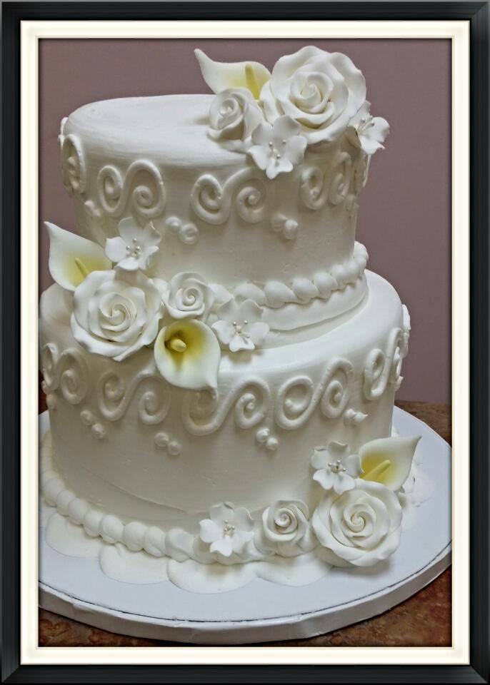Gatlinburg Wedding Cakes  Smoky Mountain Cakes Weddings Romance in Sevierville TN