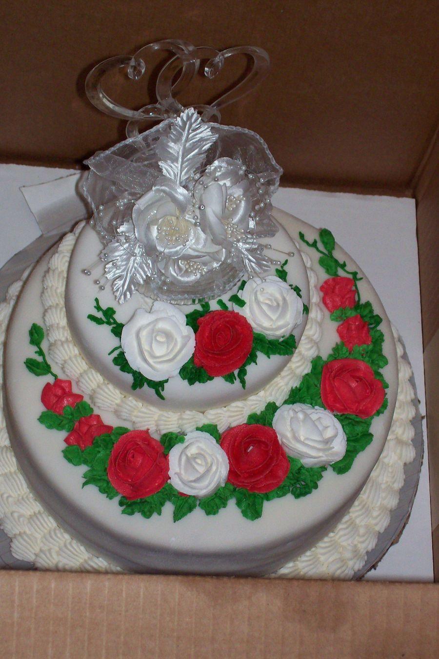 Gatlinburg Wedding Cakes  Wedding Cake And Gatlinburg 00 CakeCentral