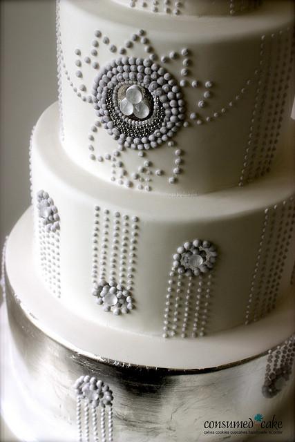 Gatsby Wedding Cakes  The Great Gatsby wedding inspiration