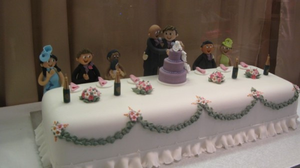 Gay Wedding Cakes  Gay wedding Cakes Simply Cakes