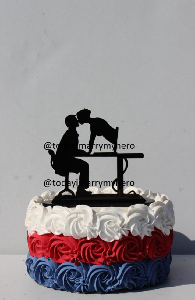 Geek Wedding Cakes  Internet puter Wife Matchmaker Geek Wedding Cake Topper