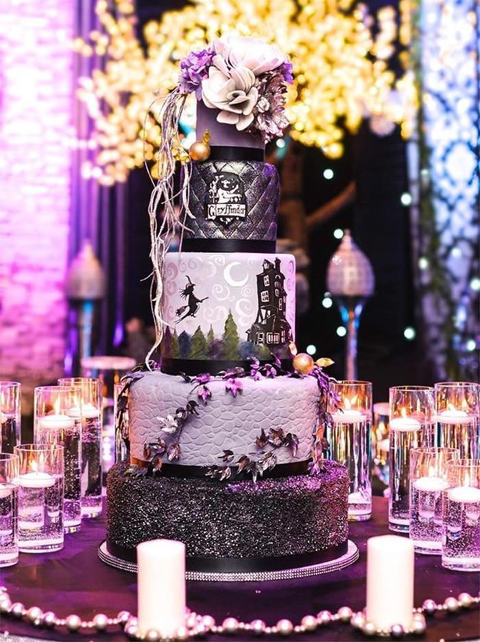 Geek Wedding Cakes  45 Creative Wedding Cake Designs You Don t See ten