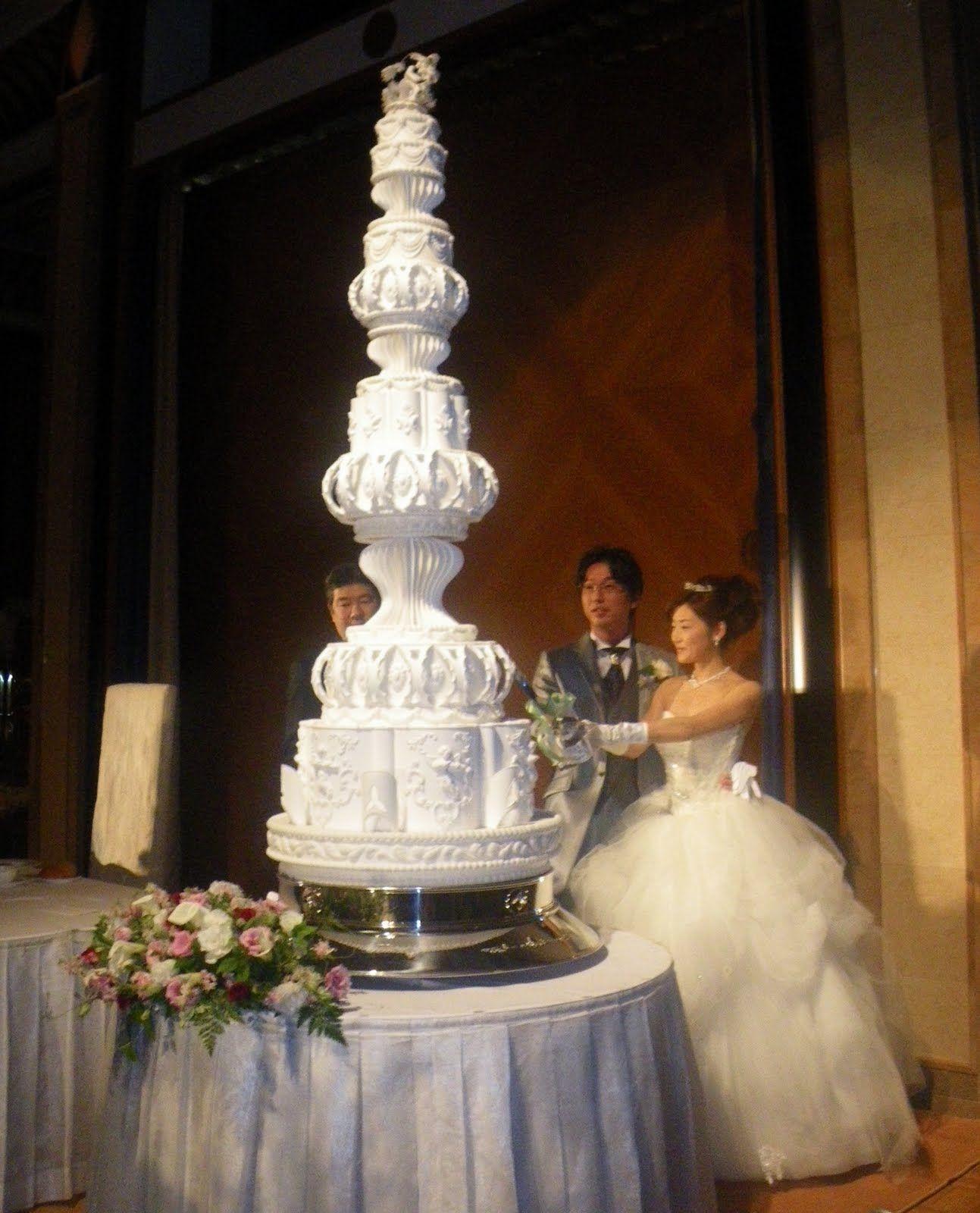Gigantic Wedding Cakes  Cakes Torta Bodas Super Tortas giant cakes