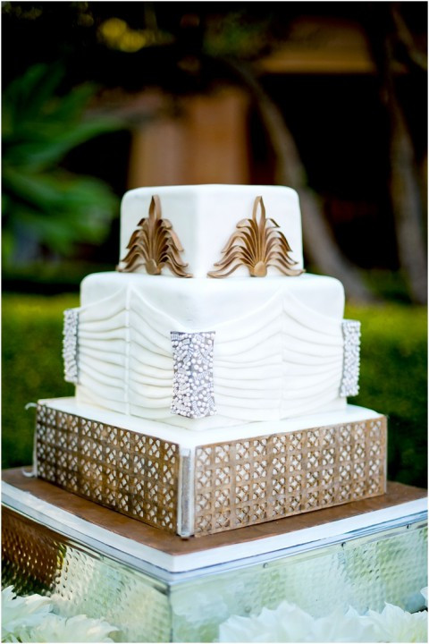 Glam Wedding Cakes  2014 Trend 86 Glam Wedding Cakes