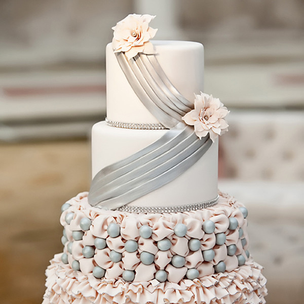 Glamour Wedding Cakes  Glam Wedding Cakes Wedding Cakes s by For Goodness