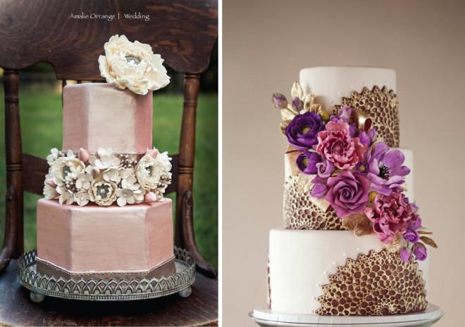Glamour Wedding Cakes  Glamorous Wedding Cakes Belle The Magazine