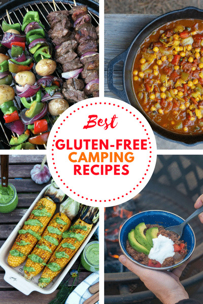 Gluten Free Camping Recipes  Gluten Free Camping Food