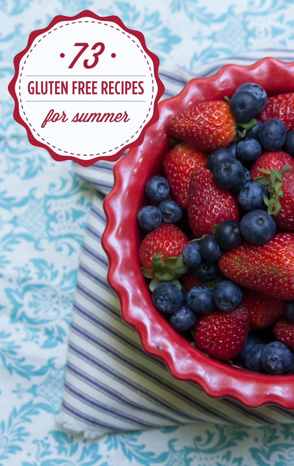Gluten Free Camping Recipes  73 Gluten Free Recipes for Summer The Tomato Tart