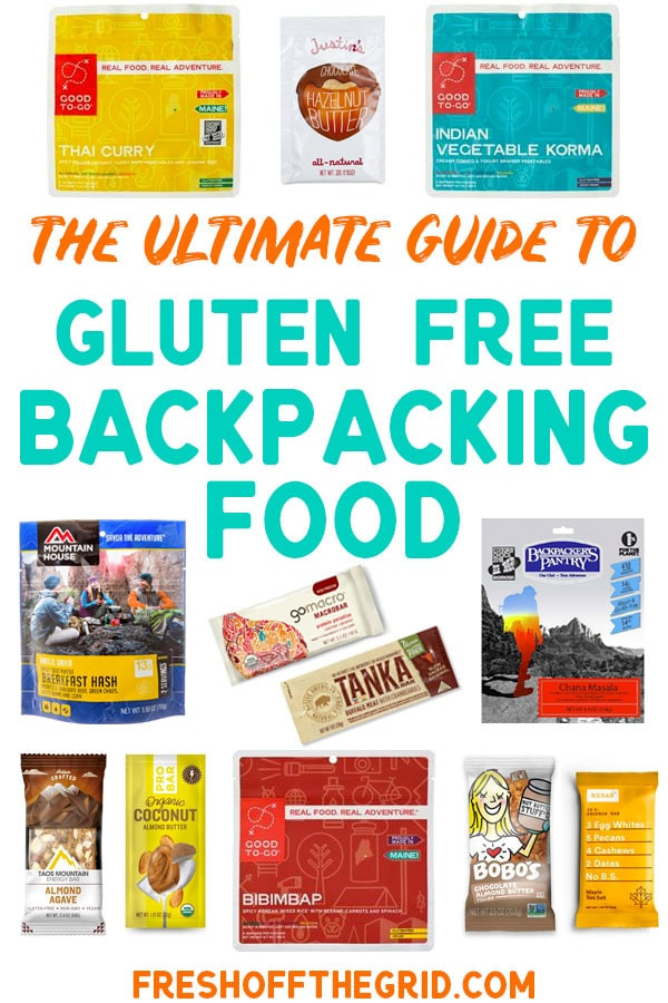 Gluten Free Camping Recipes  The Ultimate Guide to Gluten Free Backpacking Food