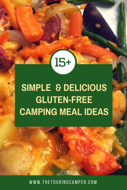 Gluten Free Camping Recipes  15 Gluten Free Camping Meals The Touring Camper