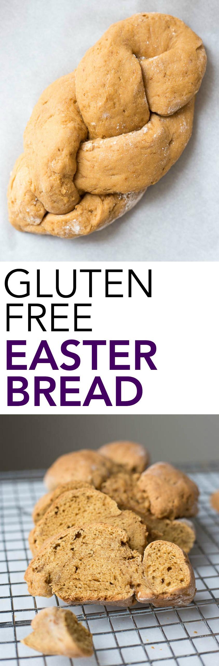 Gluten Free Easter Bread  Gluten Free Easter Bread Fooduzzi