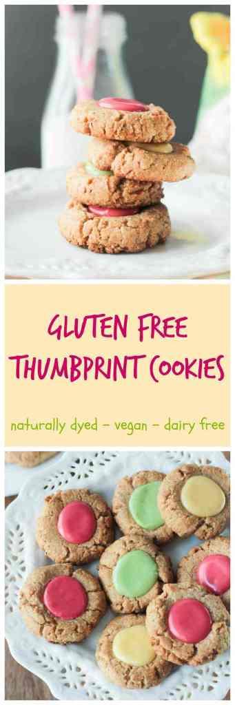 Gluten Free Easter Desserts  Gluten Free Thumbprint Cookies Veggie Inspired