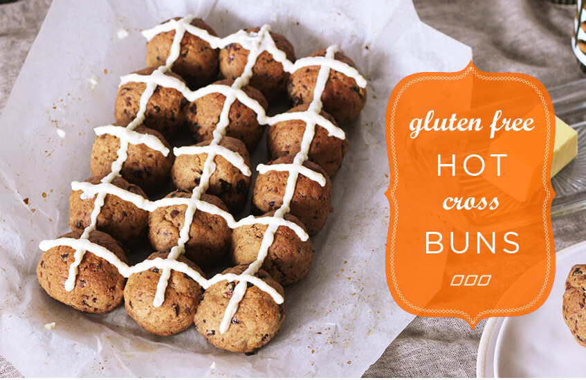 Gluten Free Easter Desserts  Easter Treats Sorted Gluten Free Hot Cross Buns Move