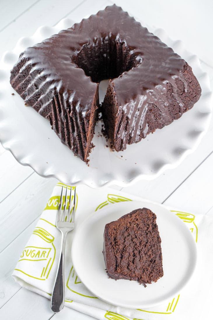 Gluten Free Easter Desserts  Gluten Free Chocolate Bundt Cake