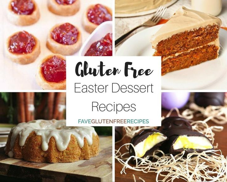 Gluten Free Easter Desserts  637 best Gluten Free Dessert Recipes images on Pinterest