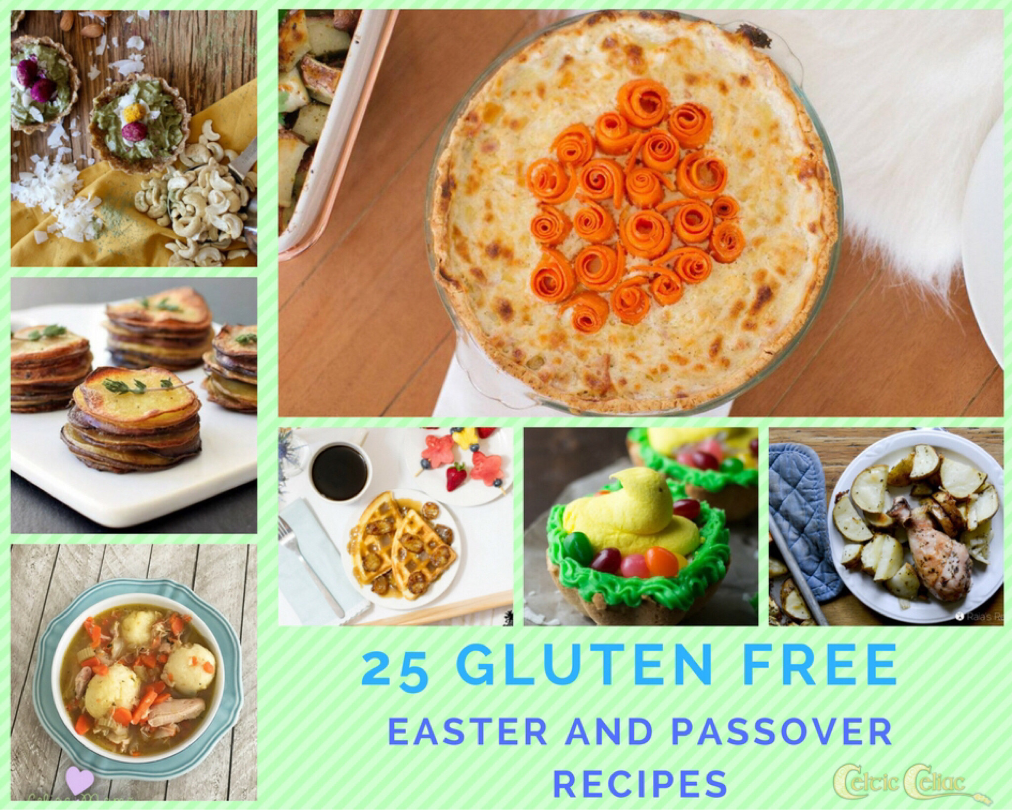 Gluten Free Easter Dinner  25 Gluten Free Recipes for Easter and Passover